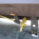 Bottom Recoat - 50' Searay - After