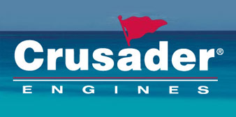 Crusader Engines logo