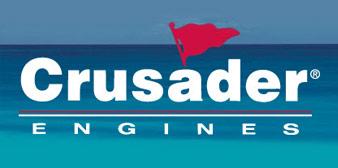Crusader Engines logo