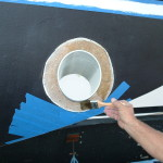Bow Thruster Install